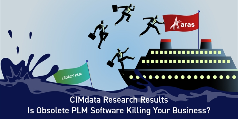 CIMdata Upgrade Research Results -- Is Obsolete PLM Software Killing Your Business?