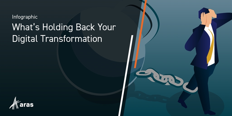 [Infographic]  What's Holding Back Your Digital Transformation