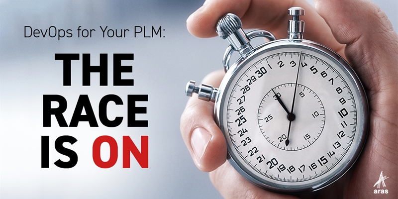 DevOps for Your PLM: The Race is On