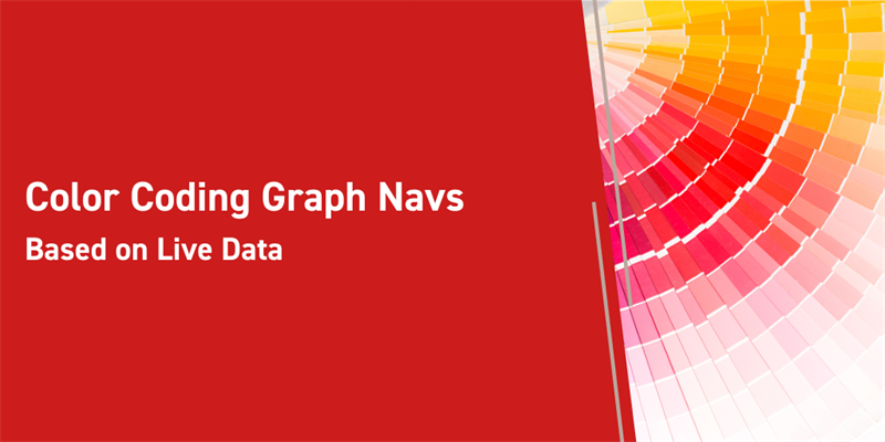 Color Coding Graph Navs with Live Data