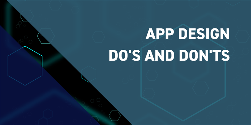 Do's and Don'ts of Designing Applications in Aras Innovator