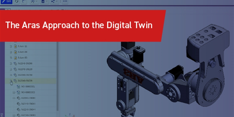 The Aras Approach to the Digital Twin: What Makes It Different?