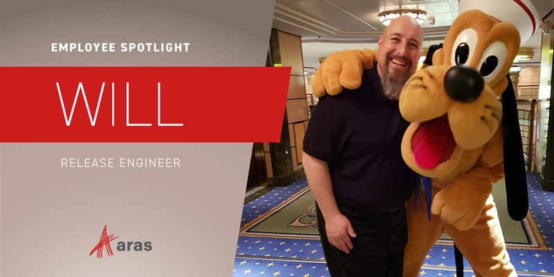 Employee Spotlight Will Wagner Release Engineer English Blog Aras Open Plm Community Aras Open Plm Community