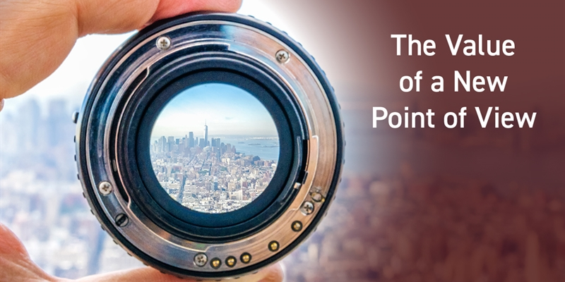 The Value of a New Point of View