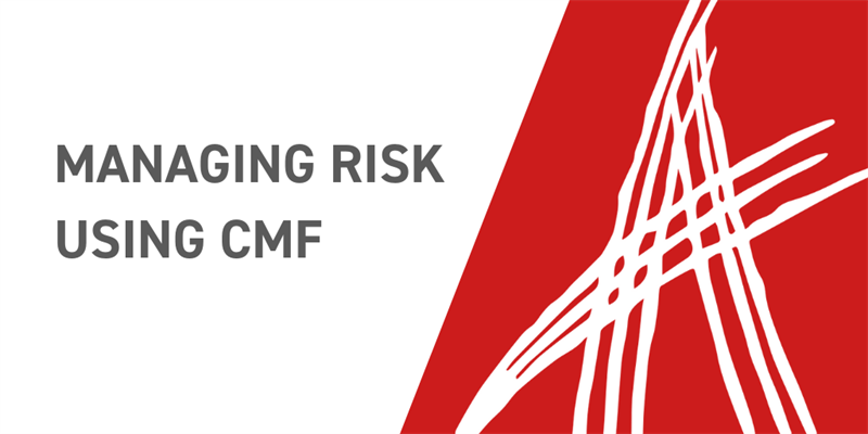 Managing Risk Factors with the Content Modeling Framework