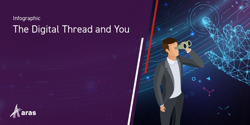 The Digital Thread and You: How CIOs Become the Trusted Partner in a Digital Transformation Journey