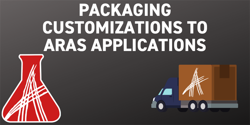 Packaging Customizations to Aras Applications
