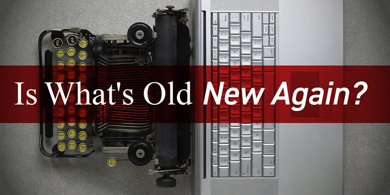 Low-Code – What's Old is New Again (or is it?)