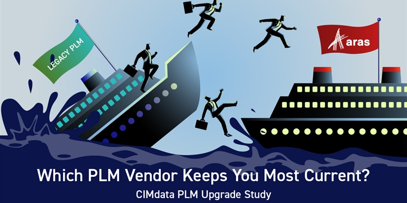 Which PLM Vendor Keeps You Most Current? CIMdata PLM Upgrade Study
