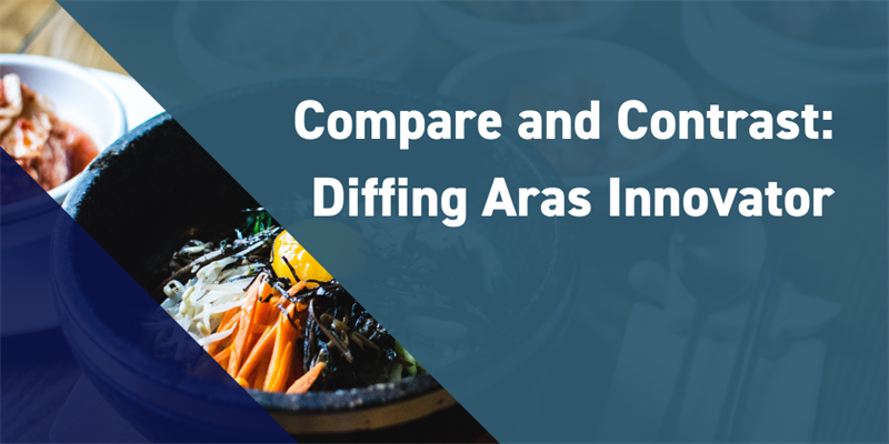 Compare and Contrast: Diffing Aras Innovator