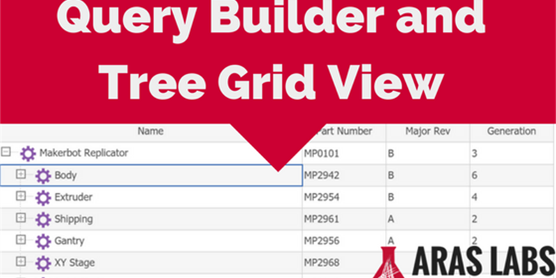 An Introduction to Query Builder and Tree Grid View