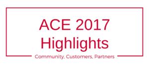 ACE2017_highlights